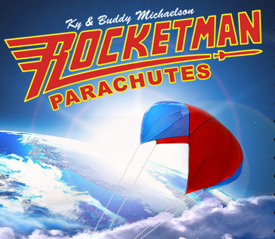 Rocketman Parachute